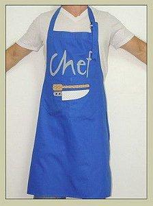 "AVENTAL MASCULINo ""Chef"""