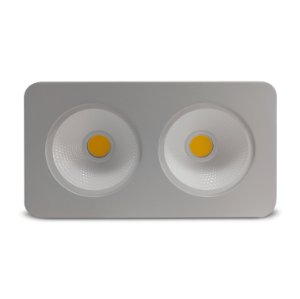 Painel GROWING LED COB CREE CXB3950  - 90° Refletor - 400W