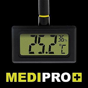 MEDIPRO - medidor de distância, temp + RH