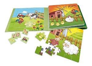 Livro - Um dia na fazenda