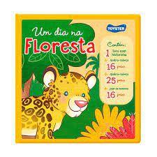 Livro - Um dia na Floresta