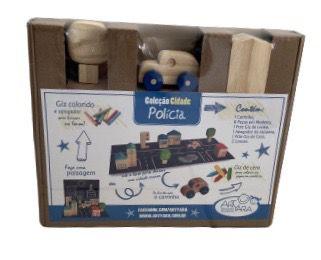 Coleção Cidade - Polícia