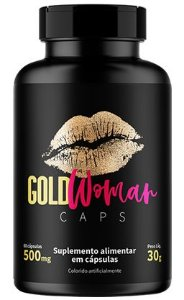 GoldWoman Caps