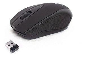 Mouse Óptico Sem Fio KT-W046 Wireless 2.4GHz 10m
