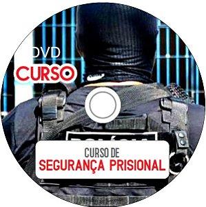 Curso de Gestão de Segurança Prisional - Capacitação para Agentes Prisionais