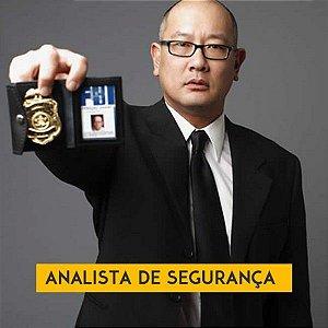 Curso de Analista de Segurança - Profissional que o mercado procura!