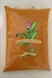 Açafrão da Terra de Mara Rosa orgânico em pó 1 Kg