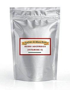 Ácido Ascórbico PA (Vitamina C) 200 gramas