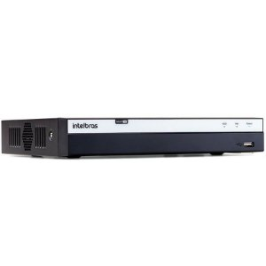 DVR Stand Alone Intelbras MHDX 3116 16 Canais Full HD 1080p Multi HD + 06 Canais IP 5 Mp