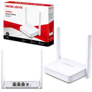 Roteador Wireless N 300mbps Ipv6 Mw301r - Mercusys