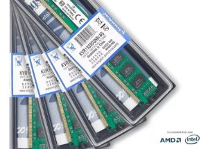Memória Kingston Ddr3 4gb 1333 Mhz Pc3 10600 Pc Intel / Amd