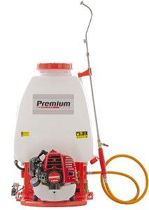 Pulverizador agrícola Costal Premium 25,4 CC a combustão 25L