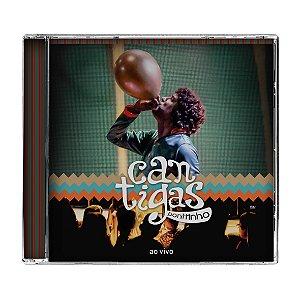 CD CANTIGAS (AO VIVO)