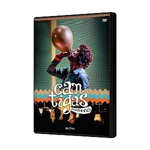 DVD CANTIGAS (EM BREVE)