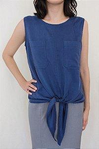 006 - Molde de blusa laço