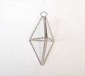 Prisma de Vidro Triangular