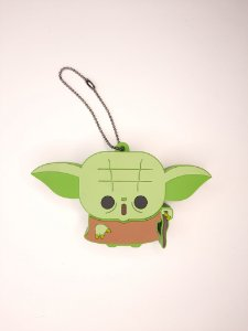 Pen Drive Star Wars Yoda 8GB - Multilaser Disney