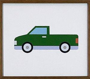 Camionete Verde