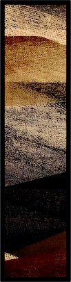 Abstrato Bege e Preto III