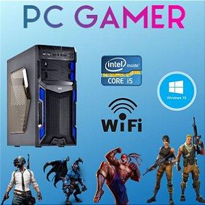 Pc Gamer Intel i5 8gb Ram Ssd 120gb Hd 1tb Placa 2gb Wind.10