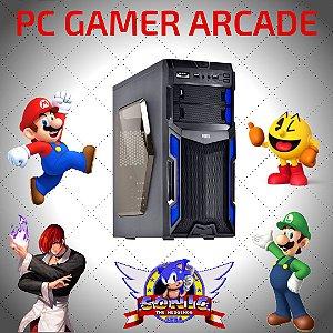 NOVA: Cpu Arcade 4gb +1000 Jogos Arcade e de Consoles Antigos!