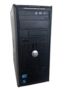Pc Dell Optiplex 380 4GB SSD 240 Core 2 Duo Win 07 + Wifi