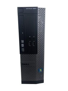Usado: Computador Dell Optiplex 3020 Intel Core i3 4GB Ram DDR 3 SSd 120gb Windows 10