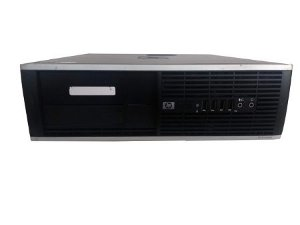 Usado: Cpu Compaq HP 6000 Pró Core 2 Duo 8GB SSD 120GB Windows 10