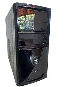 Cpu Montada Star Pentium Dual Core 8gb 500gb Win 7 Nova !