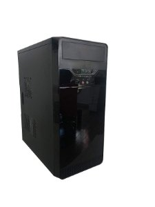 Pc Montado Novo / Celeron / 4gb / Hd 160gb / Windows 10 Pró