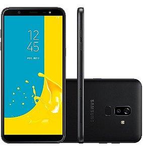 Samsung Galaxy J8 64gb 4g Octa Core _ Preto _ Novo Aproveite