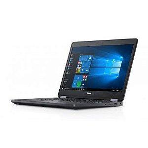 Notebook Dell Latitude 5480 i5 7200u 8gb SSd 256 Win 10 Pró