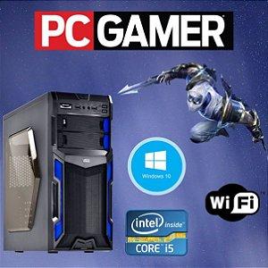 Pc Gamer i5 3.0 GHz 8gb Hd 1tb Wifi Placa de Vídeo 2gb