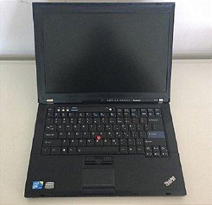 Notebook T400 Core 2 Duo 4gb Hd 160gb Win 10 Semi Novo !