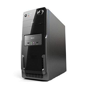 Cpu Core 2 Duo E8400 3.0 4gb Hd500 + Gravador De Cd E Dvd