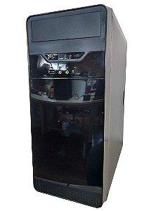 Computador Montado core 2 duo 500gb 2gb / win10 / Wi-fi