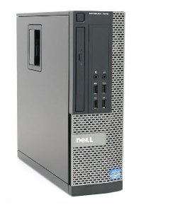 Cpu Dell 7010 Core i5 4gb 500gb Windows 7