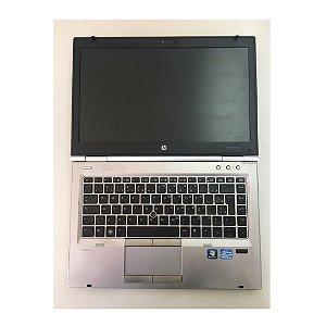 Notebook Hp Elitebook 8470p i5 4gb Hd 320 Win10 Pró Usado
