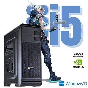 Pc Gamer Intel Core i5 3ª Gen 8gb Ram Hd1tb + SSd 120gb  Windows 10 Pró Oem Nvídia  2gb Off - DVD-RW