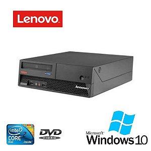 Pc Desktop Core 2 Duo 4gb Hd 1tb Win10 Pró - Promoção