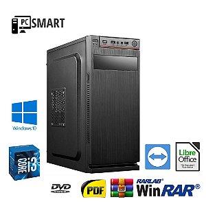 Cpu - Star Max Core i3 - 4gb Ram SSd 240gb - Windows 10 Pró