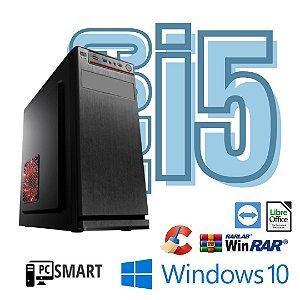 Cpu Montada Core i5 4gb Ram DDR3 Hd 2tb + SSd 480 Win10 Pró