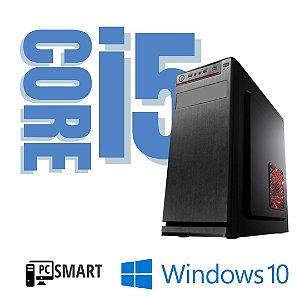 Pc / Computador Star Prime Intel Core i5 8gb Ram 480gb de SSd Windows 10 Pró - Programas Instalados - Teclado e Mouse  !