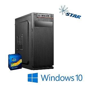 Pc Star Core i5 4gb SSd 480gb Windows 10 - Gravador de DVD