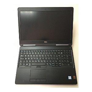 Noteboook Dell Precision 7510 i7 16gb DDR4 Hd 1tb Windows 10