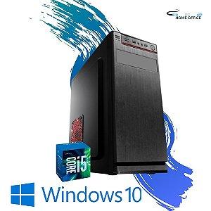 Cpu Montada Core i5 4gb Ram Hd 2tb Win10 - Programas Basicos