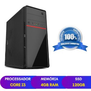 Cpu Core i3 4gb Ssd 120 Windows 10