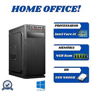 Cpu Core i5 4gb Ssd 480 Windows 10