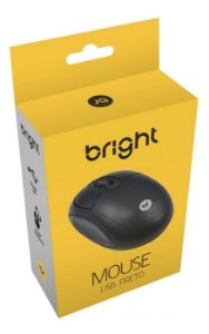 Mouse Standard USB Plug and Play 800 DPI BRIGHT