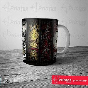 Caneca Branca - Game Of Thrones